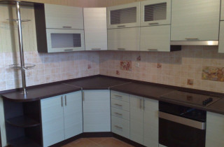 Кухонные гарнитуры по индивидуальным размерам