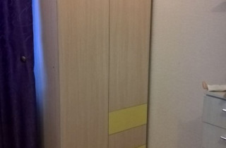 Шкафы распашные, стеллажи, перегородки межкомнатные на заказ