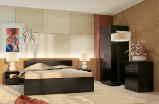 Спальня «Джесси» с матрасом