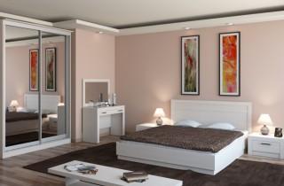 Спальни по индивидуальным проектам
