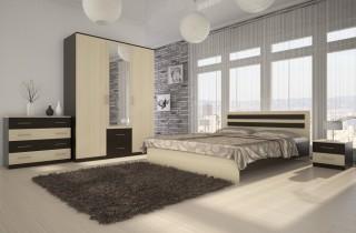Спальня «Абрианна» с матрасом