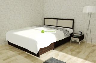 Кровать «Аккорд» с матрасом
