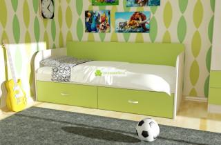 Кровать «Алиса» с матрасом