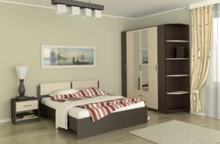 Спальня «Аманда» с матрасом