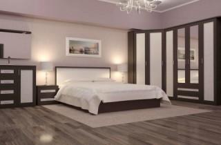 Спальня «Анабель» с матрасом