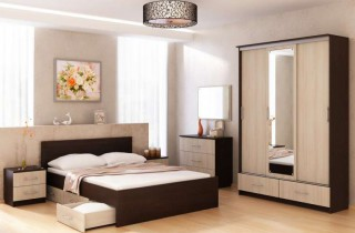 Спальня «Арианна» с матрасом