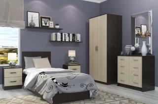 Спальня «Арт» с матрасом