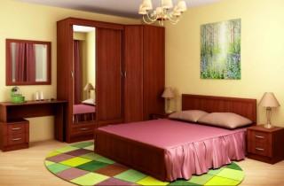 Спальня «Венера 2» с матрасом