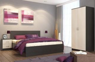 Спальня «Делора» с матрасом