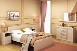 Спальня «Диана» с матрасом