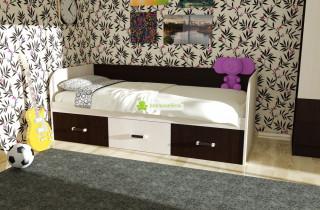 Кровать «Диана 1» с матрасом