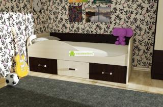 Кровать «Диана 2» с матрасом