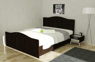 Кровать «Дина» с матрасом