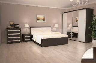 Спальня «Джина» с матрасом