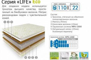 Матрас «Life-Eco»