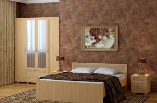 Спальня «Елена» с матрасом
