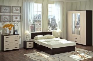 Спальня «Астра»  с матрасом