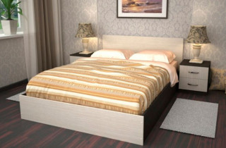 Спальня «Глория» с матрасом