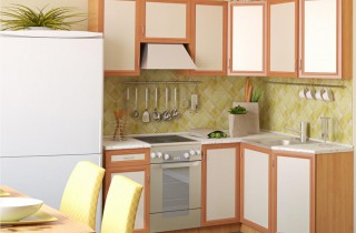 Кухня «Глория» 3.3