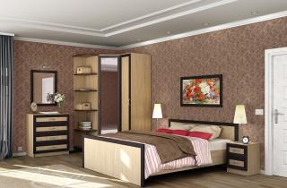 Спальня «Гранд» с матрасом