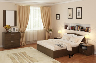 Спальня «Грейс» с матрасом