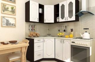 Кухня  «Классика» МДФ 2.6