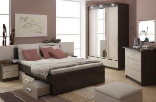 Спальня «Кристина»  с матрасом