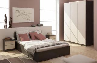 Спальня «Кристина 2» с матрасом