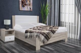 Кровать «Болеро» с ортопедическим основанием и матрасом