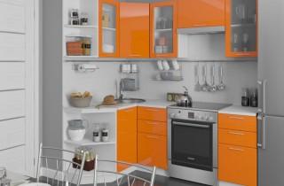 Кухня «Милан» МДФ 3.3