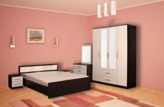 Спальня «Лаура» с матрасом