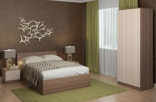 Спальня «Лико» с матрасом