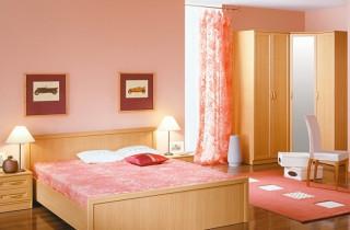Спальня «Лиза» с матрасом