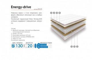 Матрас «Energy Drive»