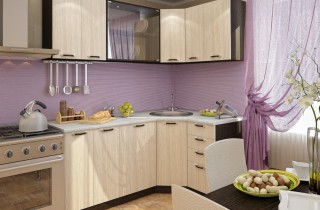 Кухня «Рондо» 3.0
