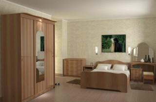 Спальня «Александра» с матрасом
