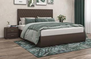 Кровать «Стефани» с подъемным механизмом и матрасом