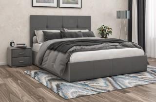 Кровать «Тиффани» с подъемным механизмом и матрасом