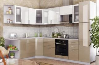 Кухня «Валенсия» МДФ 4.8