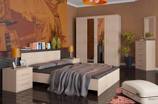 Спальня «Венеция» с матрасом