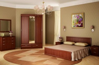 Спальня «Венера» с матрасом