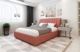 Кровать «Верди» с ортопедическим основанием и матрасом