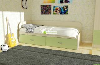 Кровать «Вико» с матрасом