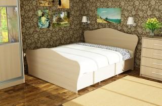 Кровать «Виктория 1» с матрасом