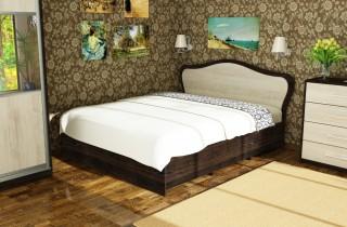 Кровать «Виктория 2» с матрасом