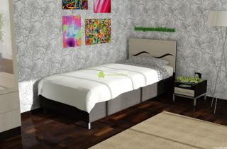 Кровать «Виолетта мини» с матрасом