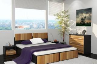 Спальня «Вирджиния» с матрасом