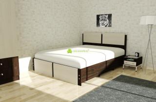 Кровать «Вирджиния» с матрасом