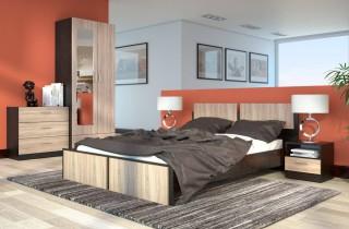 Спальня «Вирджиния 2» с матрасом