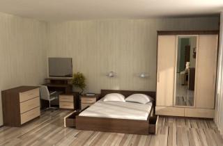 Спальня «Зарина» с матрасом